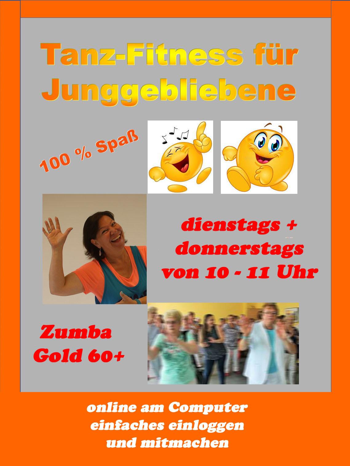 Zumba Gold 60+ 1